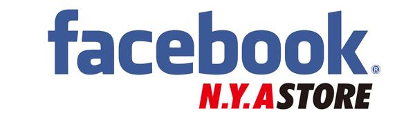 N.Y.A STORE FACEBOOKページ