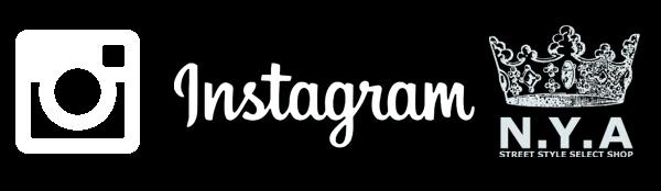 N.Y.A STORE instagramページ