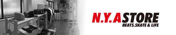N.Y.A STORE ニューヨーク、LAインポートアパレル販売 通販